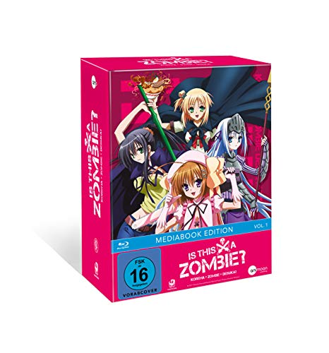 Is This A Zombie? (Vol.1) (Limited Mediabook) [Blu-ray]