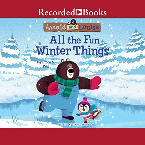 All the Fun Winter Things audiobook cover art