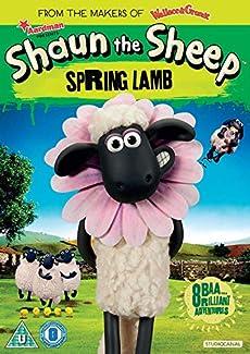 Shaun The Sheep - Spring Lamb
