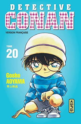 Détective Conan, tome 20