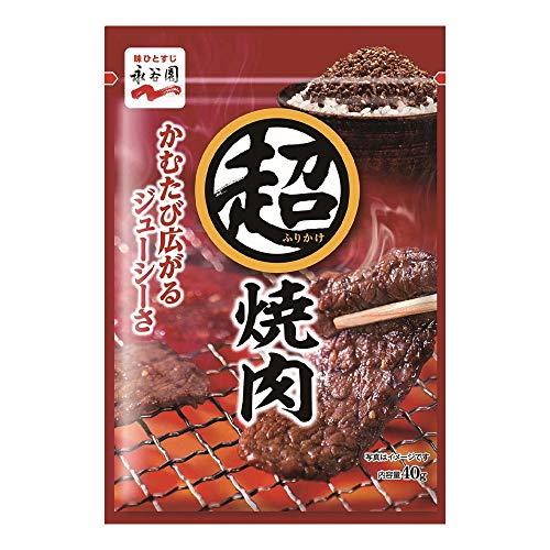 Nagatanien Super-Furikake Yakiniku Flavour 40g