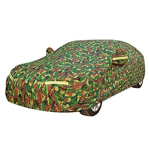 LILIGAUN plus katoen Winter Car Covers Waterdichte Zon regen sneeuw bescherming UV Auto Paraplu, Voor Ford