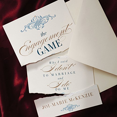 The Engagement Game audiobook cover art