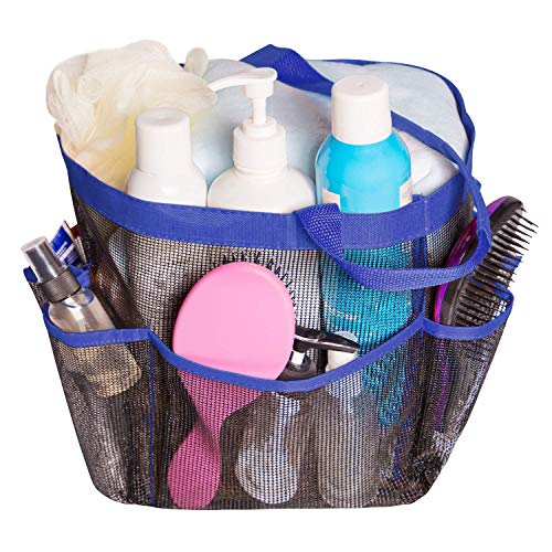 Quick Dry Mesh Shower Caddy - Choice of Colors