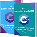 C++ AND C# CODING QUESTIONS & ANSWERS: FOR INTERVIEW EXAM AND CERTIFICATION EXAM
