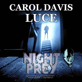 Night Prey audiobook cover art