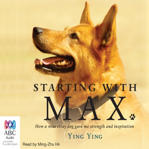 Starting with Max audiobook cover art