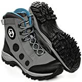 Foxelli Wading Boots – Lightweight Wading Boots for Men, Rubber Sole Wading Shoes, Fly Fishing Boots