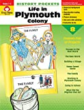History Pockets: Life in Plymouth Colony, Grades 1-3