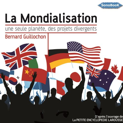 La mondialisation audiobook cover art