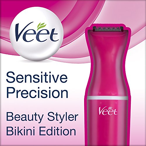 Depiladora Veet Sensitive Precision Beauty Styler Bikini Edition