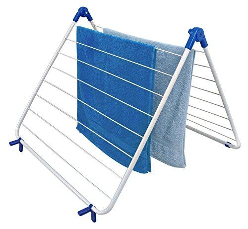 Spetebo Wäschetrockner für Badewanne - 10 m Trockenlänge - Badewannen Trockner