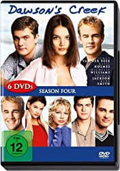 Dawson's Creek – Staffel 4 (DVD)