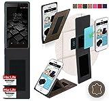 Hülle für UMi Fair Tasche Cover Case Bumper | Braun