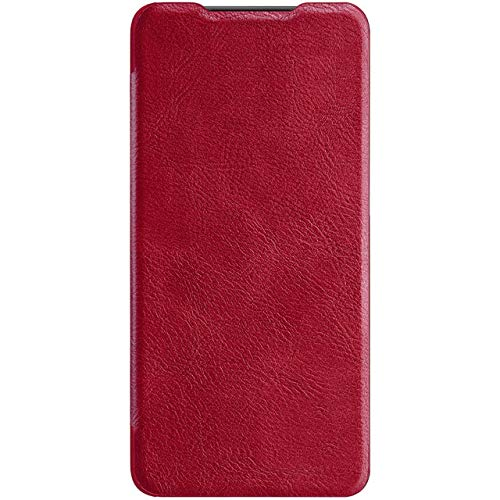 WALCD Soft PU Portemonnee Smart Phone Cases, voor Huawei P30 Lite Nova 4e, Red, Huawei nova 4e
