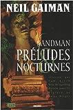 Sandman T01 Preludes et Nocturnes