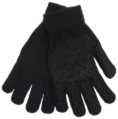 Gants d'hiver avec grip anti dŽrapage taille universelle - Import Royaume Uni