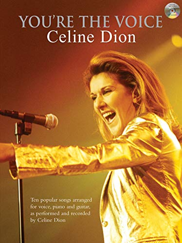 Celine Dion You\'re The Voice + CD
