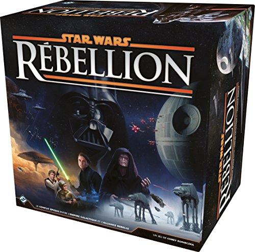 Star Wars Rebellion Asmodee - Juego de Mesa