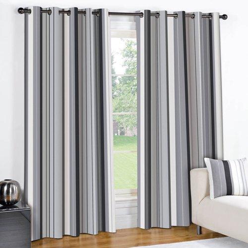 Striped Curtains Amazon Co Uk