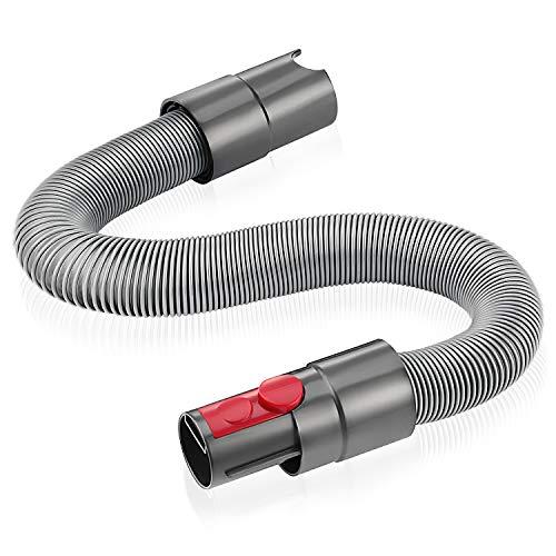 Funnytime Tubo di prolunga Flessibile per Dyson V8 V10 V7 V11 Aspirapolvere Senza Fili Accessori per Accessori Sostituzione (da 52 a 160 cm)
