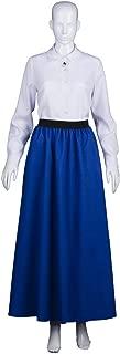 Looney Tunes Granny Costume, Blue & White Adult HC-353