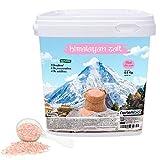 Nortembio Sal Rosa del Himalaya 6,6 Kg Fina (1-2 mm). 100% Natural. Sin Refinar. Sin Conservantes....