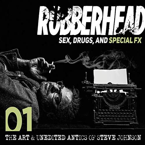 Rubberhead: Volume 1 cover art