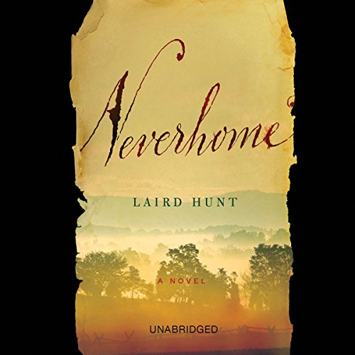 Neverhome audiobook cover art
