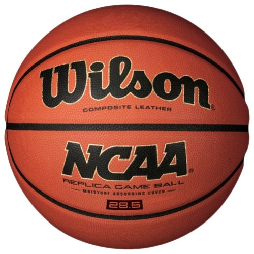 Find Bargain Wilson NCAA Replica Game Basketball (28.5)