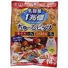 チャオ (CIAO) 猫用おやつ ちゅ~るビッツ 1兆個乳酸菌バラエティ M サイズ