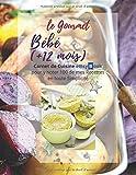 le Gourmet Bébé (+12 mois): Carnet de Cuisine e@syBook pour y noter 100 de mes Recettes en toute Simplicité