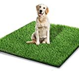 STARROAD-TIM 51.1 x 31.8 inches Artificial Grass Rug Turf for Dogs...