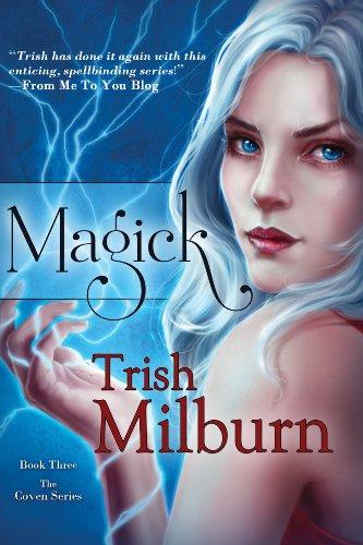 Magick by Trish Milburn ebook deal