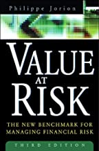Value at Risk (text only) 3rd (Third) edition by P.Jorion
