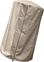 Patio Heater Cover Oxford Uv Waterdichte Heavy Duty Zippered Meubelbeschermer Beige M Patio Heater Uv Protector