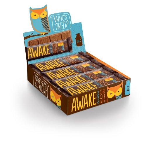 Awake Caffeinated Chocolate Energy Bar