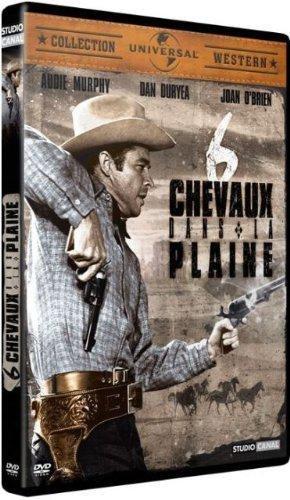 Six chevaux dans la plaine [Francia] [DVD]