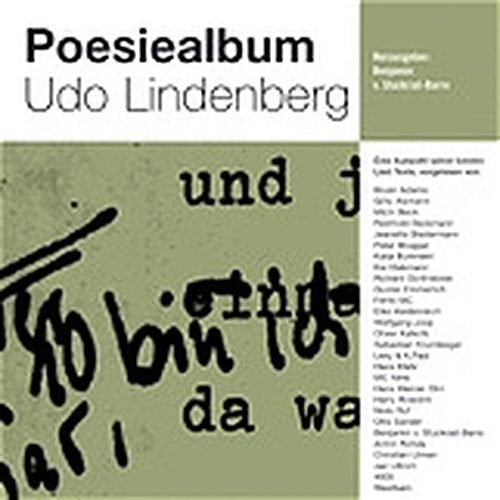 Poesie Album Udo Lindenberg