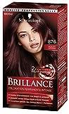 Schwarzkopf - Brillance - Coloration Permanente Intense - Acajou Intense 876