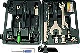 Procraft Werkzeugkoffer Starter, schwarz, 11330105