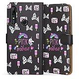 DeinDesign Étui Compatible avec Huawei P Smart Z Étui Folio Étui magnétique Minnie Mouse Produit...