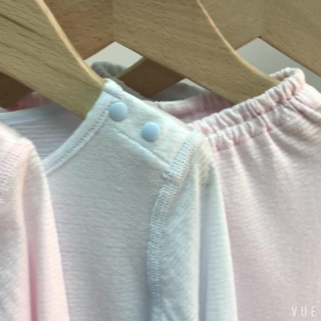 Home Service Two-Piece Bamboo Fiber Underwear Children's Wear