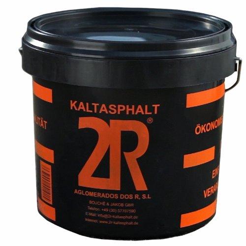 2R Kaltasphalt 25 kg Eimer Körnung 0-5 mm