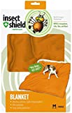Best Dog Repellants - Insect Shield Insect Repellant Dog Blanket for Protecting Review