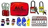 Asian Loto Circuit Breaker Lockout Tagout kit ALC-KT17