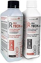 R PRO TECH 45 Silicone vloeibaar -Vloeibare siliconen, Vloeibare siliconen, Afvormmassa, and siliconen rubber (33 shore) ...