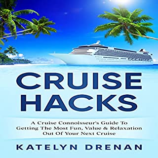 Cruise Hacks audiobook cover art