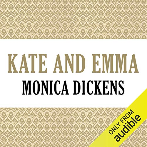 Kate and Emma audiobook cover art