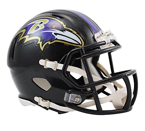 NFL Riddell Football Speed Mini Helm Baltimore Ravens